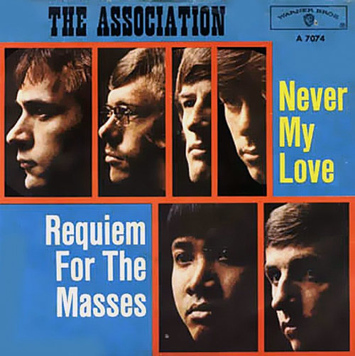 Never my love (The Association, 1967 ...